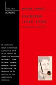 escritos-(1940-1948)-978-84-8063-474-8