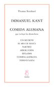 immanuel-kant-/-comida-alemana-9788495786852