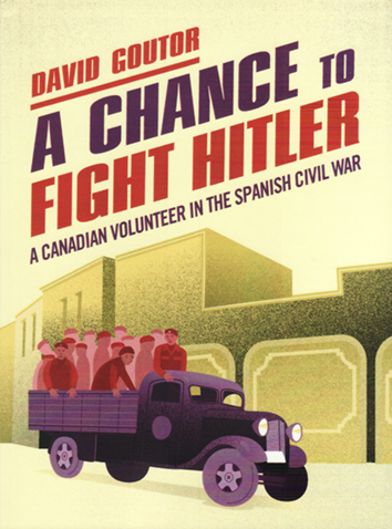 A chance to fight Hitler - David Goutor