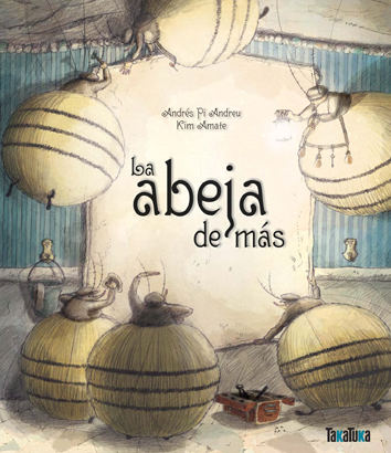 la-abeja-de-mas-9788492696581