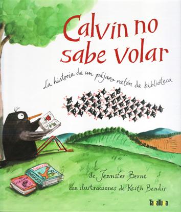 calvin-no-sabe-volar-978-84-16003-25-9