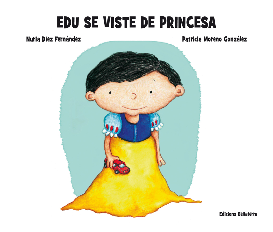 edu-se-viste-de-princesa-978-84-7290-918-2