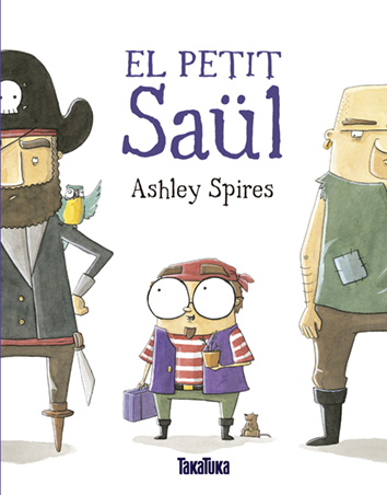 El petit Saül - Ashley Spires
