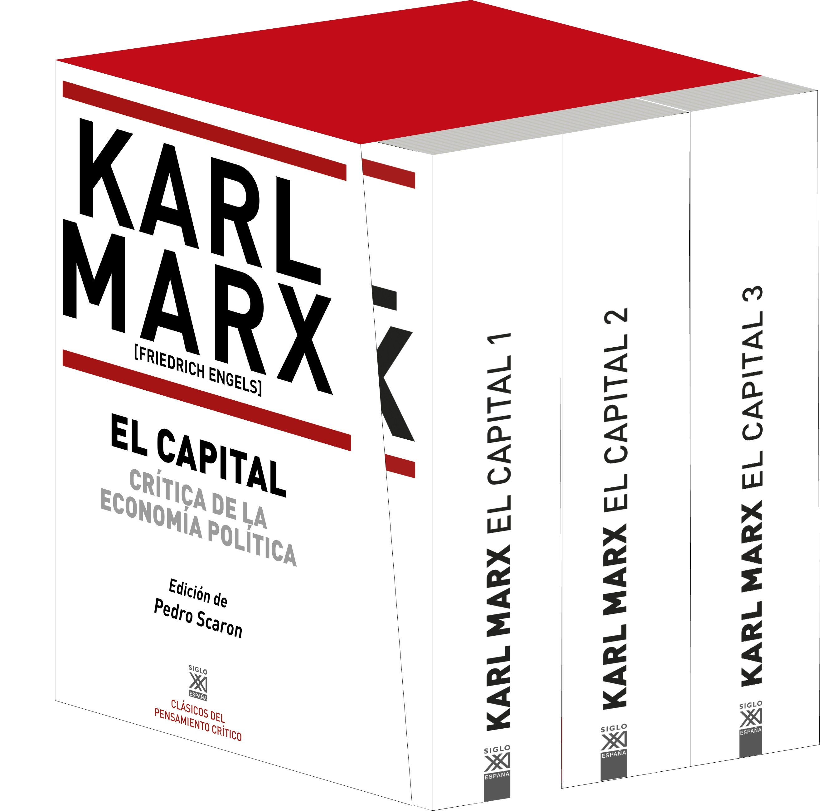 El Capital (3 Volumenes) - Karl Heinrich Marx