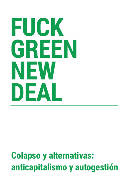 Fuck Green New Deal - VV. AA.