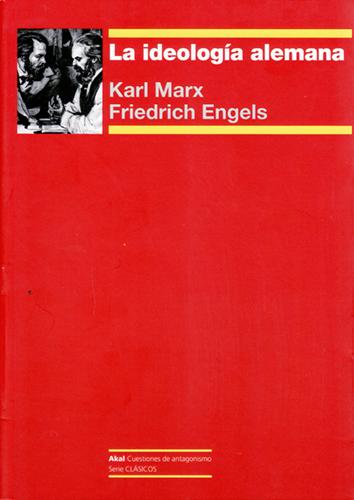 la-ideologia-alemana-9788446039969