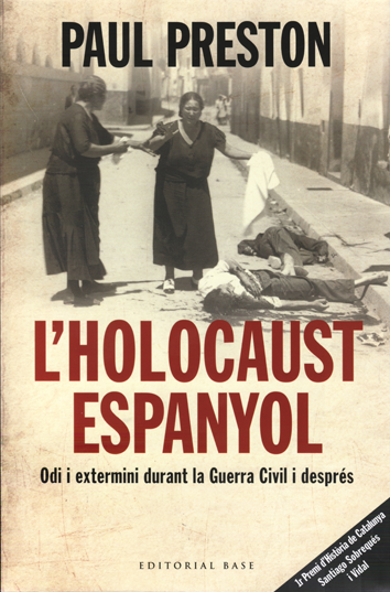 L'Holocaust espanyol - Paul Preston