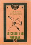 lo-culto-y-lo-popular-84-7731-134-X