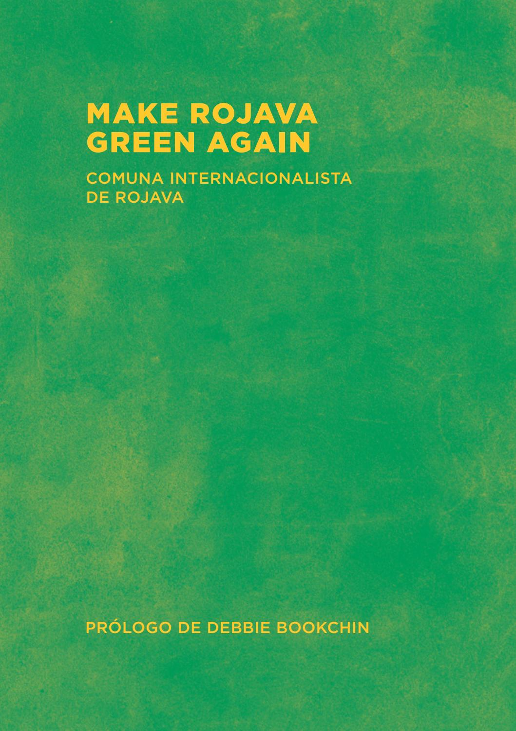 Make Rojava Green Again - VV. AA.