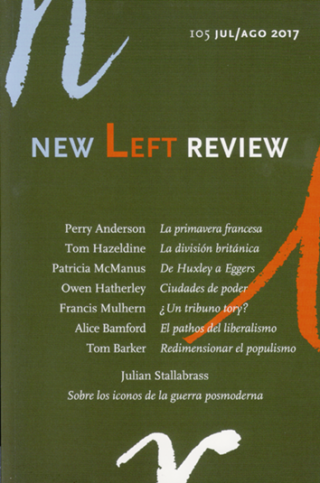 New Left Review 105 - AA. VV.