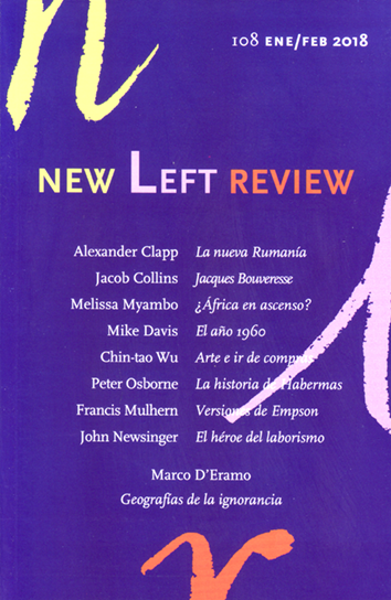 New Left Review 108 - AA. VV.