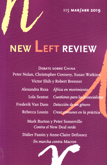New Left Review 115 - VV. AA.