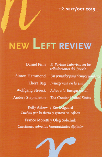 New Left Reiew 118 - VV. AA.