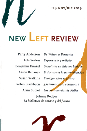 New Left Review 119 - VV. AA.