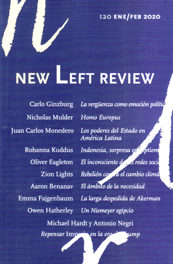 New Left Review 120 - AA. VV.