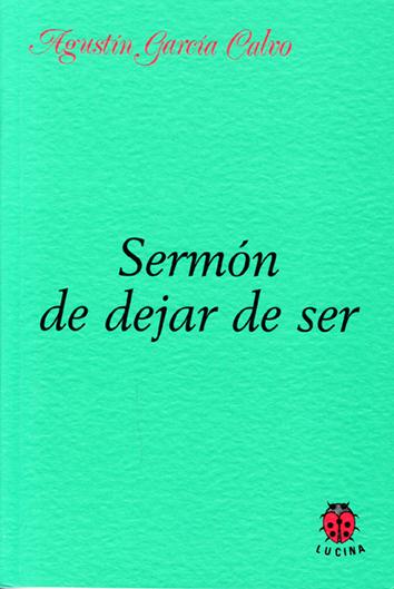 sermon-de-dejar-de-ser-9788485708901